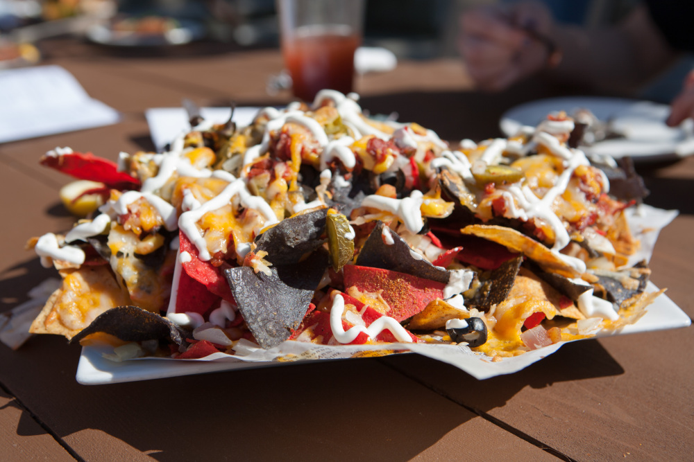 Now that's some nachos!