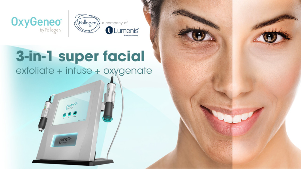 OxyGeneo 3 in 1 Facial