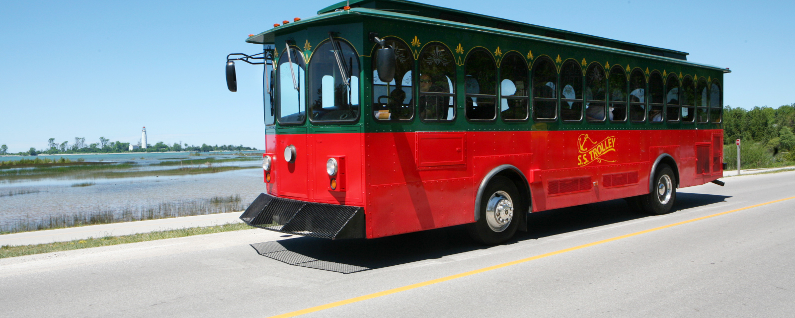 SS_Trolley Port Elgin Ontario