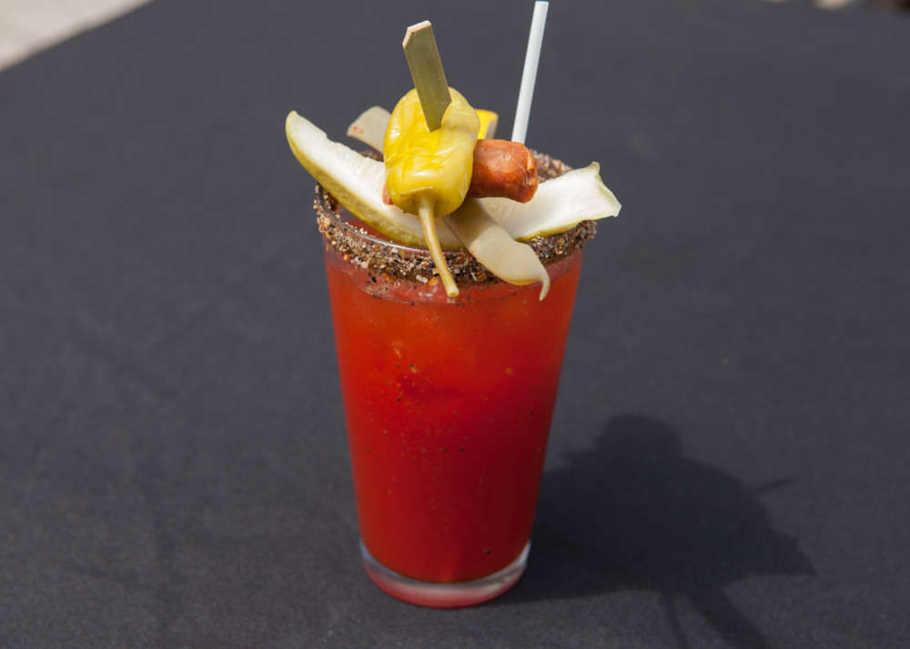 We take our Caesars seriously around here!